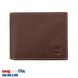 Ví da nam màu nâu-Timberland Passcase Wallet