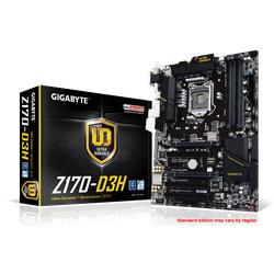 Main Gigabyte Z170-D3H, Socket 1151