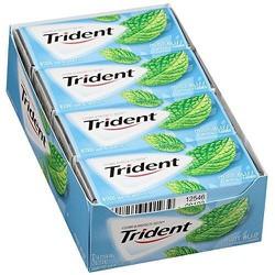 Kẹo cao su Trident Mint Bliss - Vị bạc hà ngọt