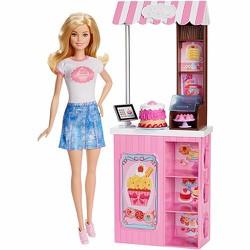 Quầy bán hàng lưu động Barbie