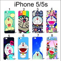 Ốp lưng iPhone 5 5S in hình Doraemon