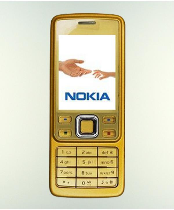 ĐIỆN THOẠI  NOKIA 6300 GOLD 1