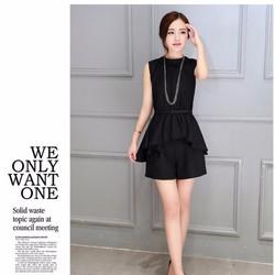 Set áo + quần đen TẶNG KÈM THẮT LƯNG