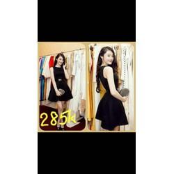 Váy xoè xinh xắn Linh Chi