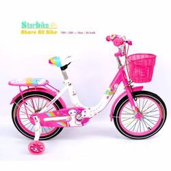Xe đạp trẻ em - Chapi công chua thiên thần
