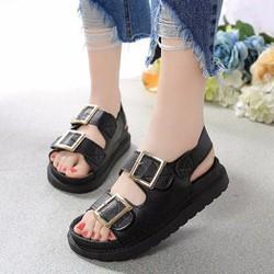 Giày Sandal Nữ đơn giản phong cách thời trang Hàn Quốc - SG0400