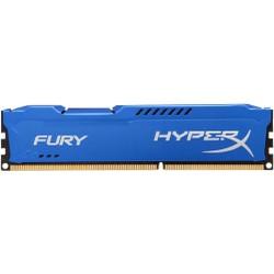 Ram Kingston Hyper Fury 8GB DDR3, Bus 1333MHz
