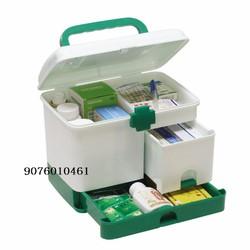 Hộp đựng thuốc y tế 3 tầng ngăn kéo