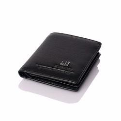 Bóp ví da nam VN027 đứng màu đen