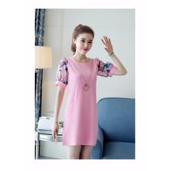Đầm suông phong cách trẻ trung dành cho người mập - D011451423