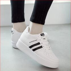Giày Sneaker nữ Hàn Quốc Superstar