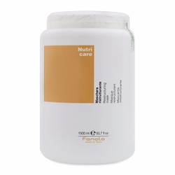 Kem hấp tái tạo tóc hư tổn Fanola Nutri Care 1500ml