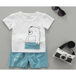 Sét Gấu cho bé trai cực chất