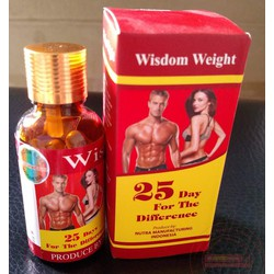 Wisdom Weight – Viên Vitamin Tăng Cân Tốt Nhất Cho Nam và Nữ