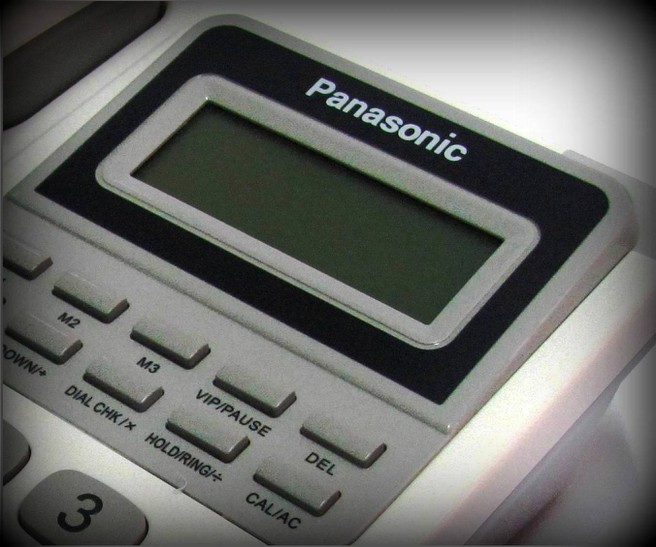Điện thoại để bàn KX-TSC92 2