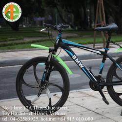 chắn bùn xe đạp thể thao đa năng Fox Rider