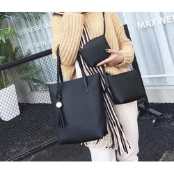 set túi xách nữ kèm ví