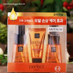 Set dưỡng tóc và phục hồi tóc hư tổn Miseen Scene perfect repair