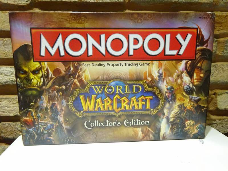 MONOPOLY WARCRAFT- CỜ TỈ PHÚ 1
