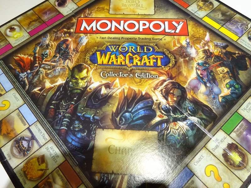 MONOPOLY WARCRAFT- CỜ TỈ PHÚ 3