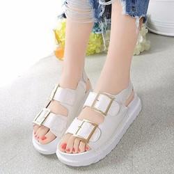 Giày Sandal Nữ phong cách dễ thương thời trang Hàn Quốc - XS0406