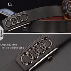 Thắt Lưng Audi Cao Cấp - Chiếc Dây Lưng Thôi Thúc Thành Công