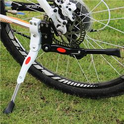 chân chống xe đạp hợp kim nhôm, có thể điều chỉnh độ cao