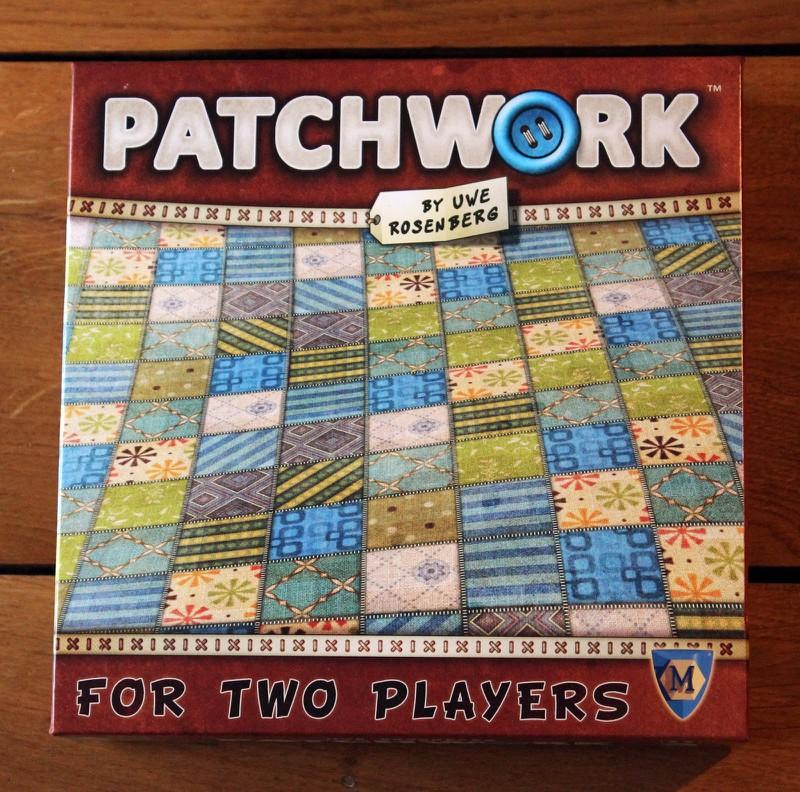 PATCHWORK - THỬ TÀI MAY VÁ 1