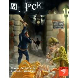 MR. JACK - TRỔ TÀI THÁM TỬ SHERLOCK HOLMES