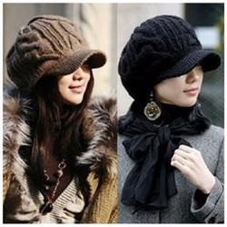 Nón len phong cách - NL007