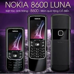 Nokia 8600 LUNA Full Box, Chính hãng Loại 1