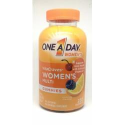 Kẹo Vitamin One A Day WoMen's Vitacraves Gummies 230 viên từ Mỹ