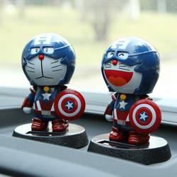 Doraemon Năng Lượng Mặt Trời