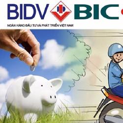 Bảo Hiểm Môtô Xe Máy Bắt Buộc BIDV 2 Năm