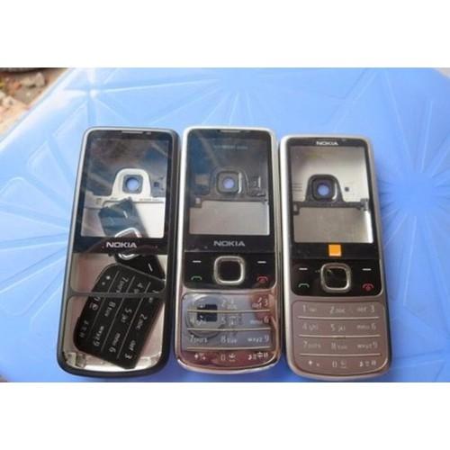 Vỏ  Nokia- 6700 bạc - 4217341 , 5340614 , 15_5340614 , 350000 , Vo-Nokia-6700-bac-15_5340614 , sendo.vn , Vỏ  Nokia- 6700 bạc