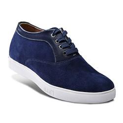 giày da lộn cao 6cm TOLDO