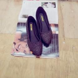 Giày búp bê nữ đệm chân êm thoải mái
