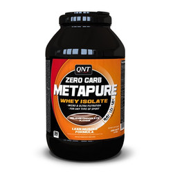 Isolate Whey  QNT Zero Carb Metapure 1kg