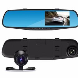 Camera hành trình gương ô tô