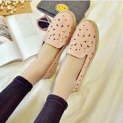 Giày Oxford nữ cói cho mùa hè