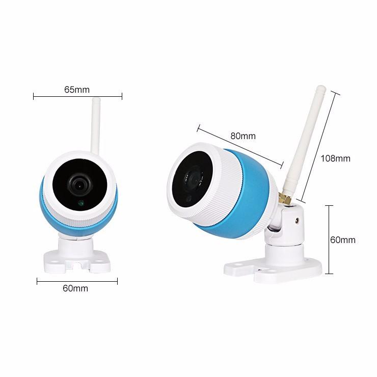 Camera IP WiFi Yoosee IPW005 Ngoài Trời 4