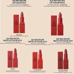son 3 C E Red, son   3 c e chính hãng giá rẻ nhất thị trường