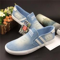 Giày lười vải Jeans