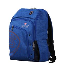 Balo laptop Sakos Rainbow I14 Blue