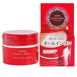 Kem dưỡng da ban đêm Shiseido Aqualabel đỏ