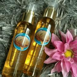 Dầu dưỡng da và tóc Wild Argan Oil the radiant oil for body and hair