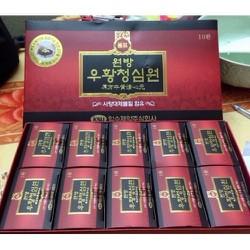 An cung ngưu hoàng hoàn hộp đỏ IKSU Hàn Quốc