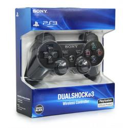 Tay cầm không dây Dualshock 3 cho PS3 - Đen