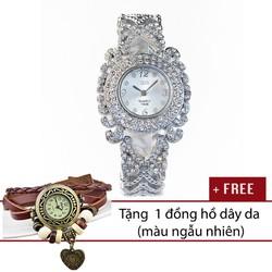 Đồng hồ đính hạt Ges ALAL94 - Mua 1 tặng 1,