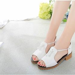 Giày Sandal nữ cá tính , phong cách hàn quốc